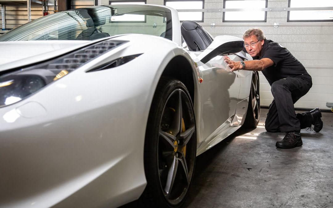 Bedrijfsfotografie van Gils Automotive